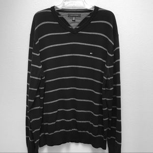 Tommy Hilfiger Long Sleeve Cotton Sweater XL